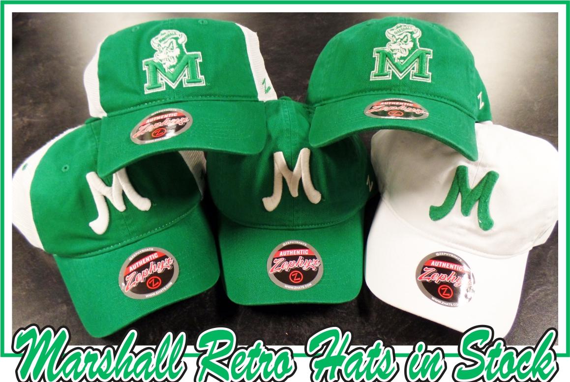 MARSHALL RETRO HATS