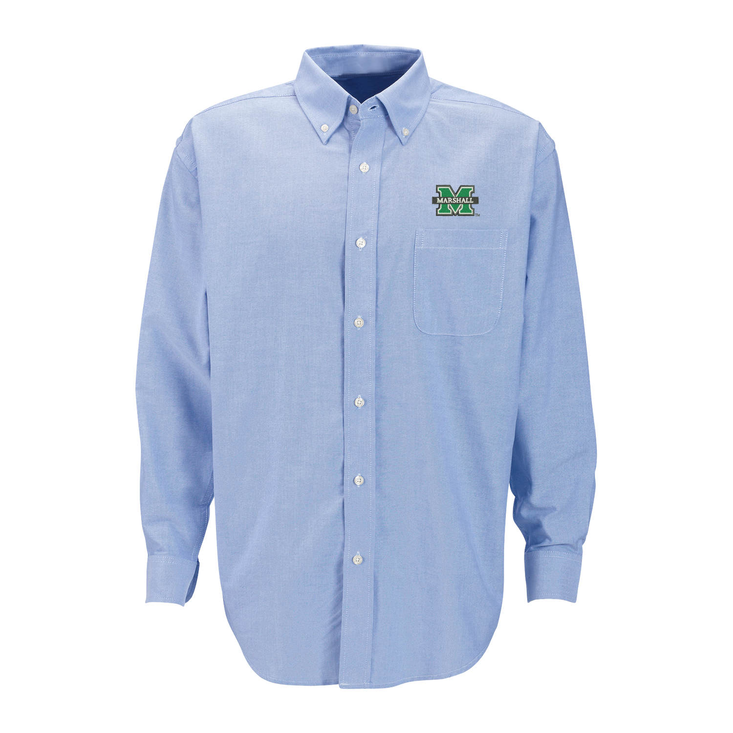 9435BU <br>MU Oxford Dress Shirt <br>$47.99