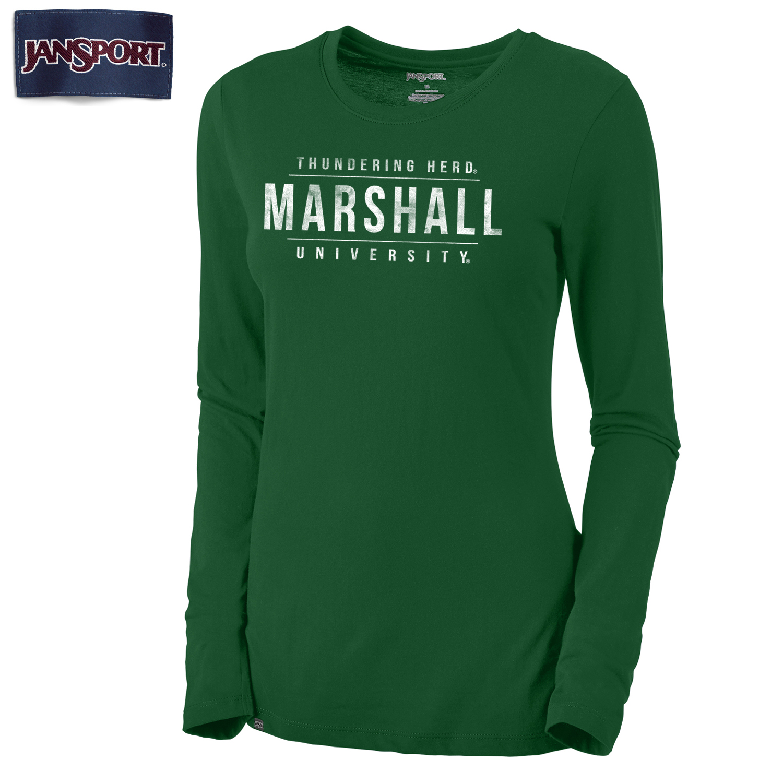 26945 <br>Marshall University L/S <br>$25.99