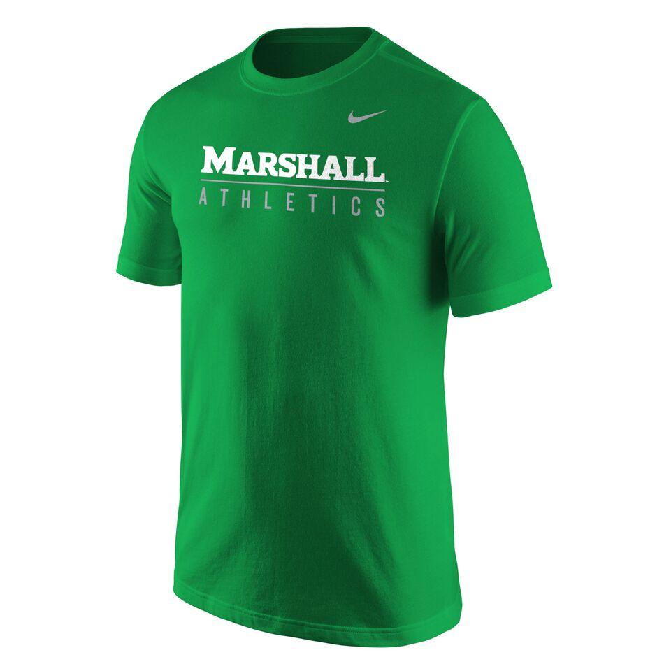 26455 <BR>Marshall Athletics S/S <BR>$29.99