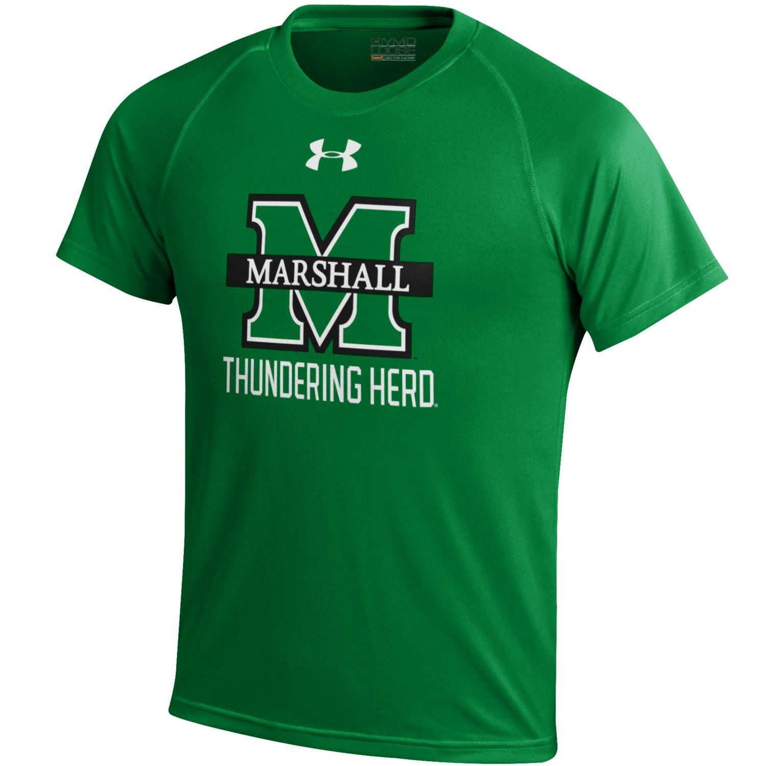 Under Armour  <br>Thundering Herd S/S T-Shirt <br>$29.99