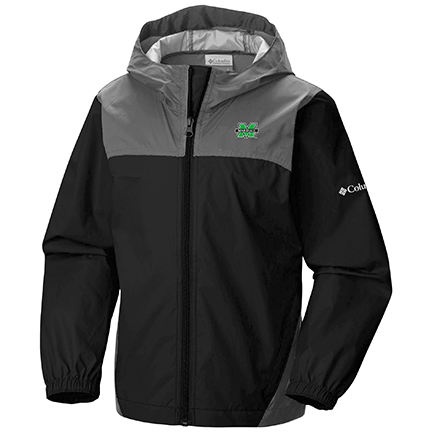 Columbia <br> Youth Glennaker Lake Full zip Jacket <br> 20710 <br> S-XL <br> $52.99