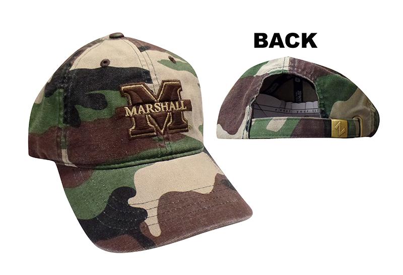 Zephyr <br> Marshall Camo Hat <br> $22.99