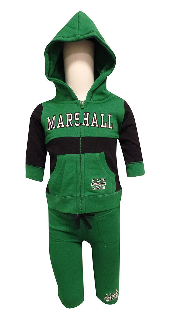 Colosseum <br> MU Hoody 2 piece <br> Toddler XSizes <br> $38.00