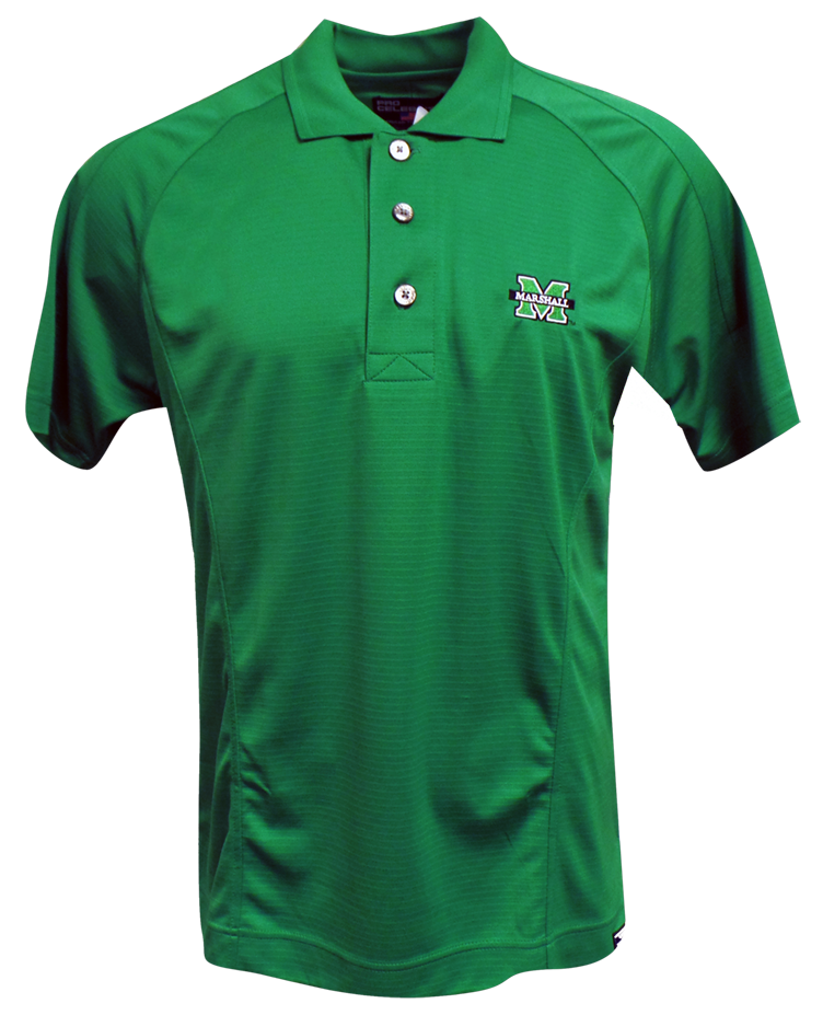 3165 <br>MU EMPIRE POLO  <br>in KELLY GREEN <br>$44.99
