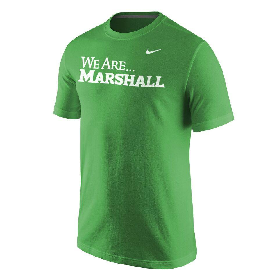 10665 <BR>MU WE ARE MARSHALL S/S <BR>$28.99