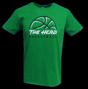 The Herd Basketball S/S Tee