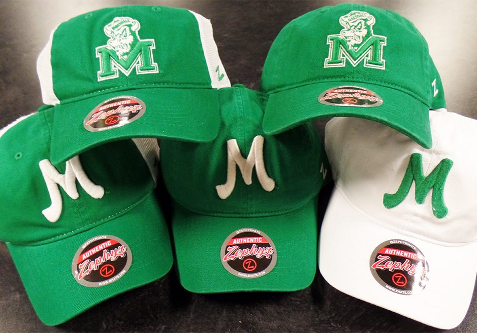 Marshall Retro Hats <BR> $21.99